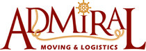 Admiral Moving and Logistics NWA – Springdale Logo