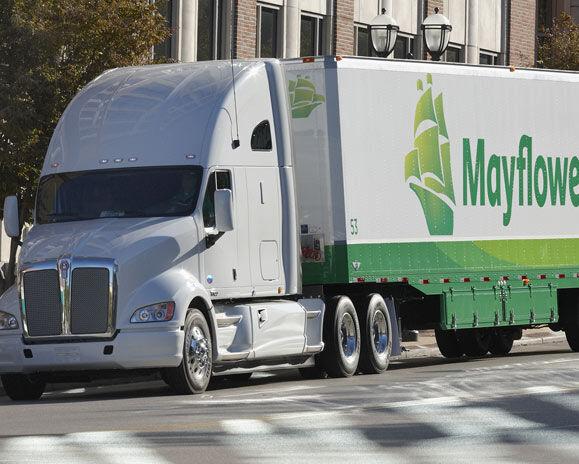 mayflower truck